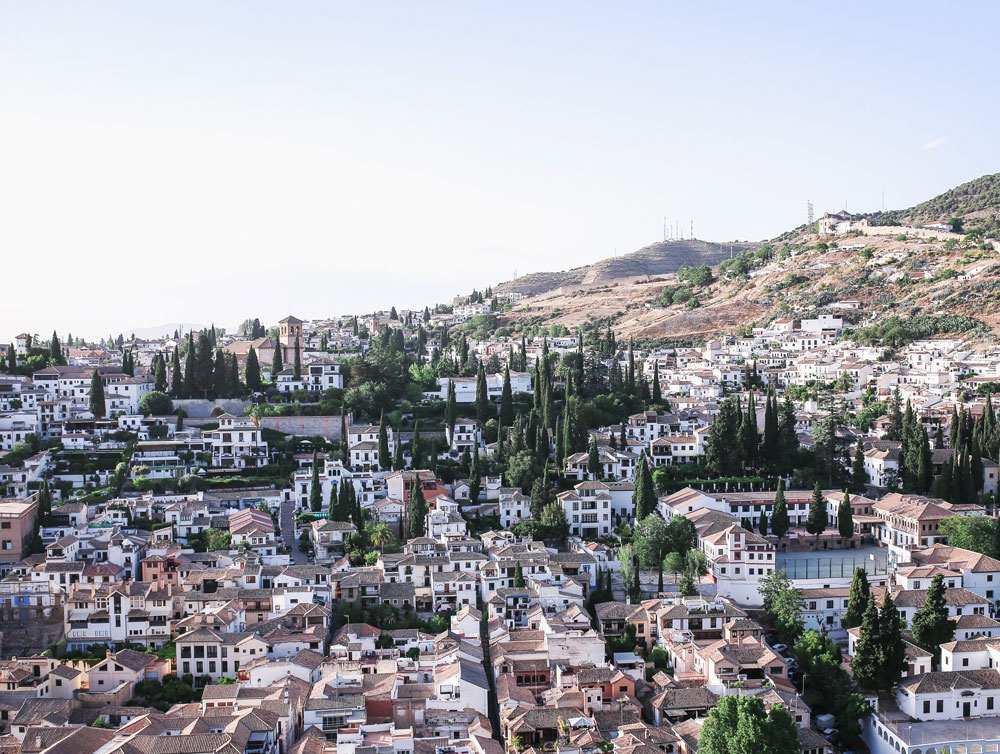 Best views of granada by To Vogue or Bust