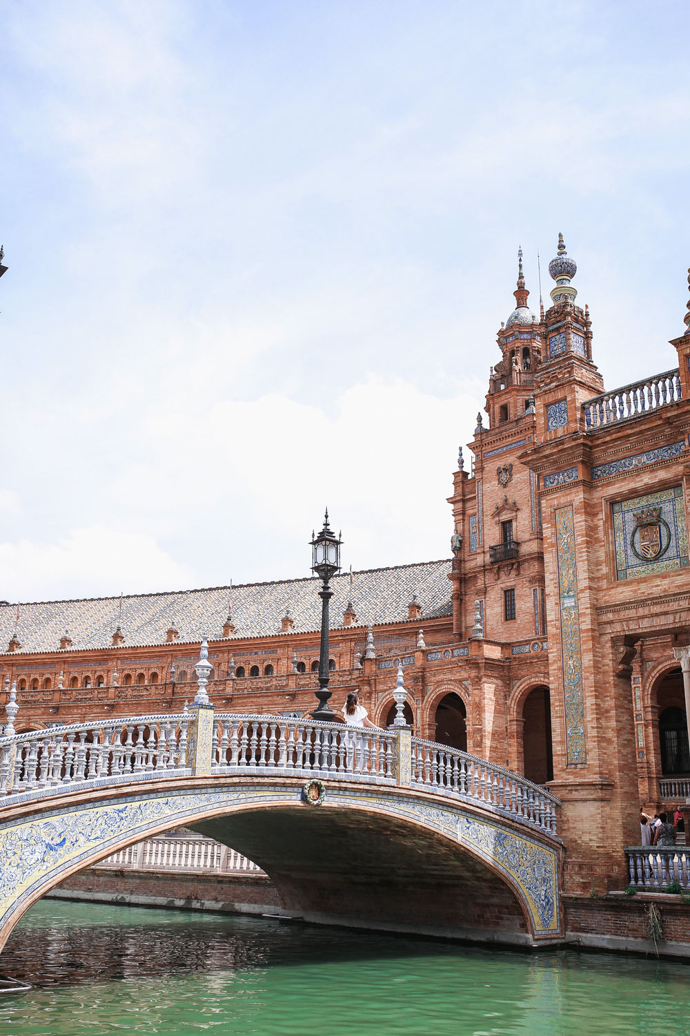 guide to Seville plaza de espana by To Vogue or Bust