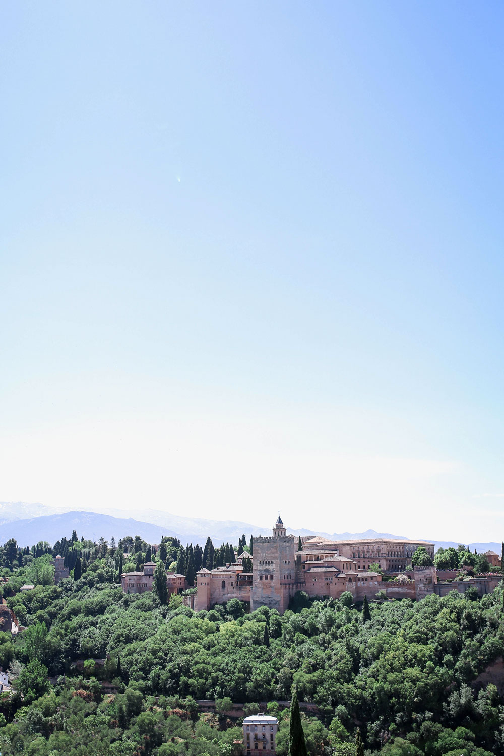 Best views of the alhambra by To Vogue or Bust
