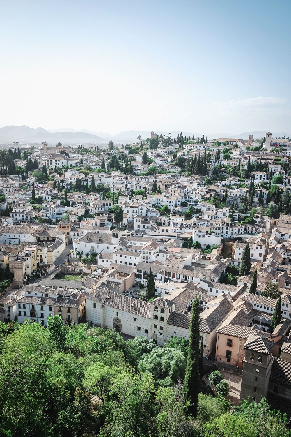 Granada weekend guide by To Vogue or Bust