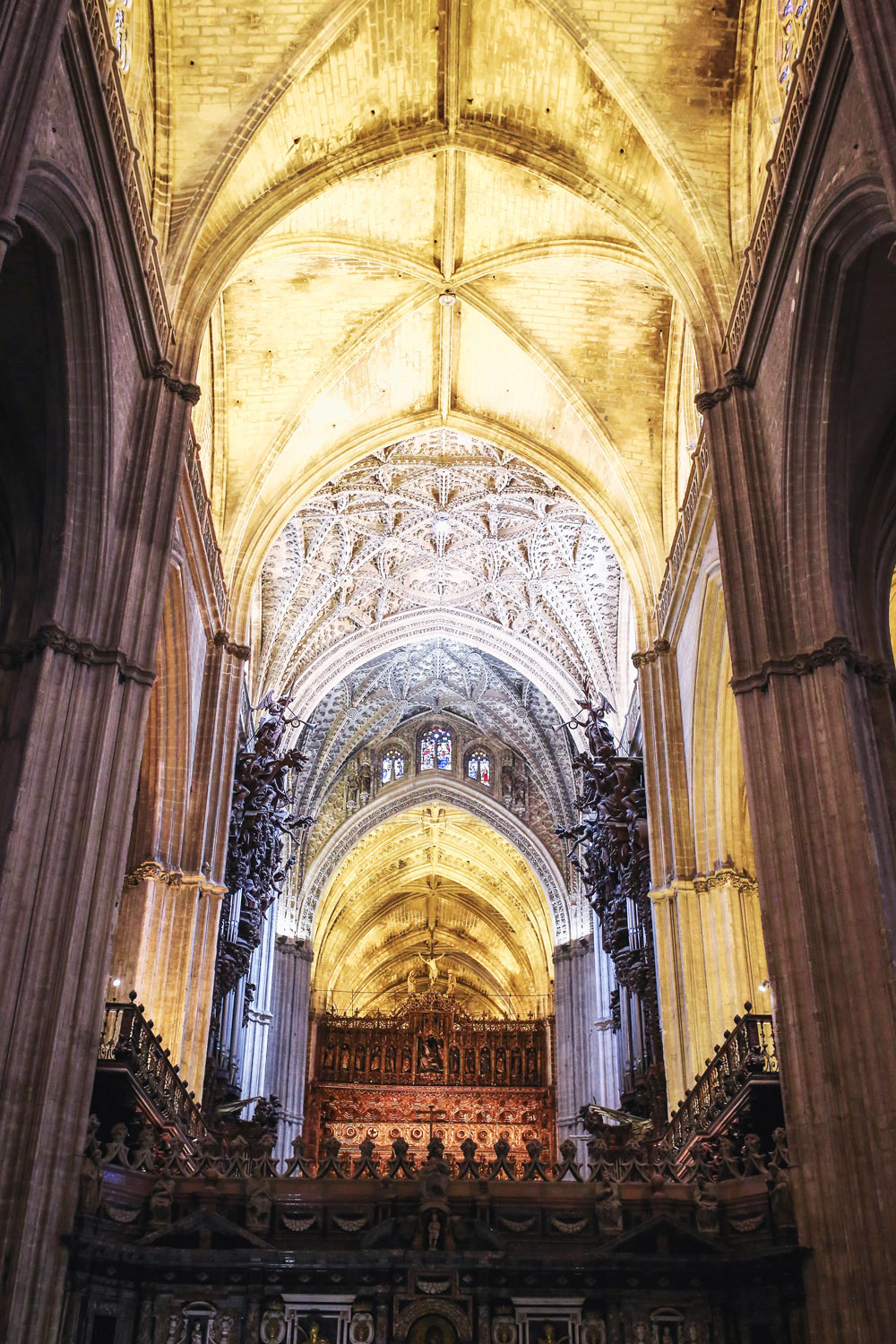 guide to cathedral tour seville by To Vogue or Bust