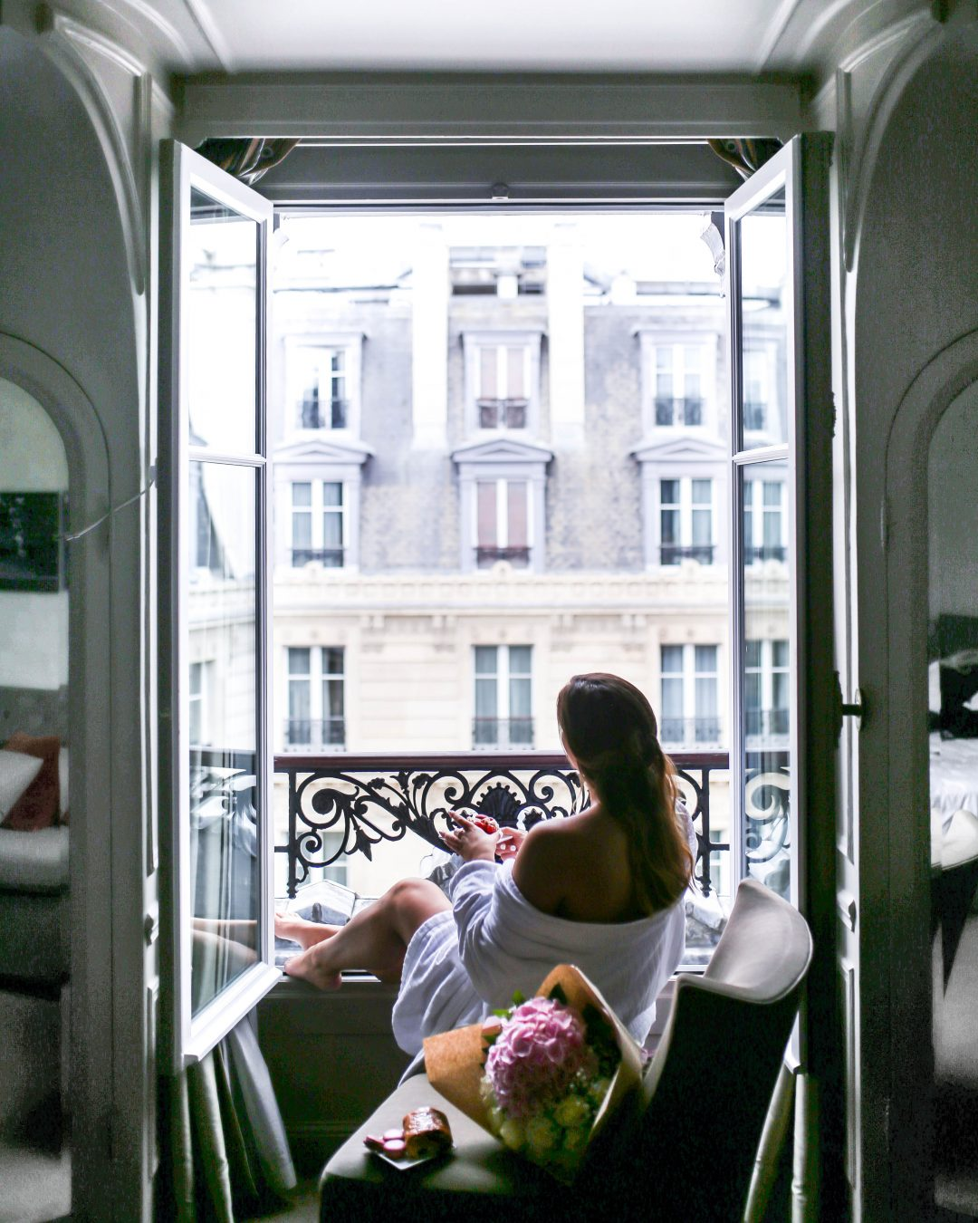 Best hotels in Paris by To Vogue or Bust