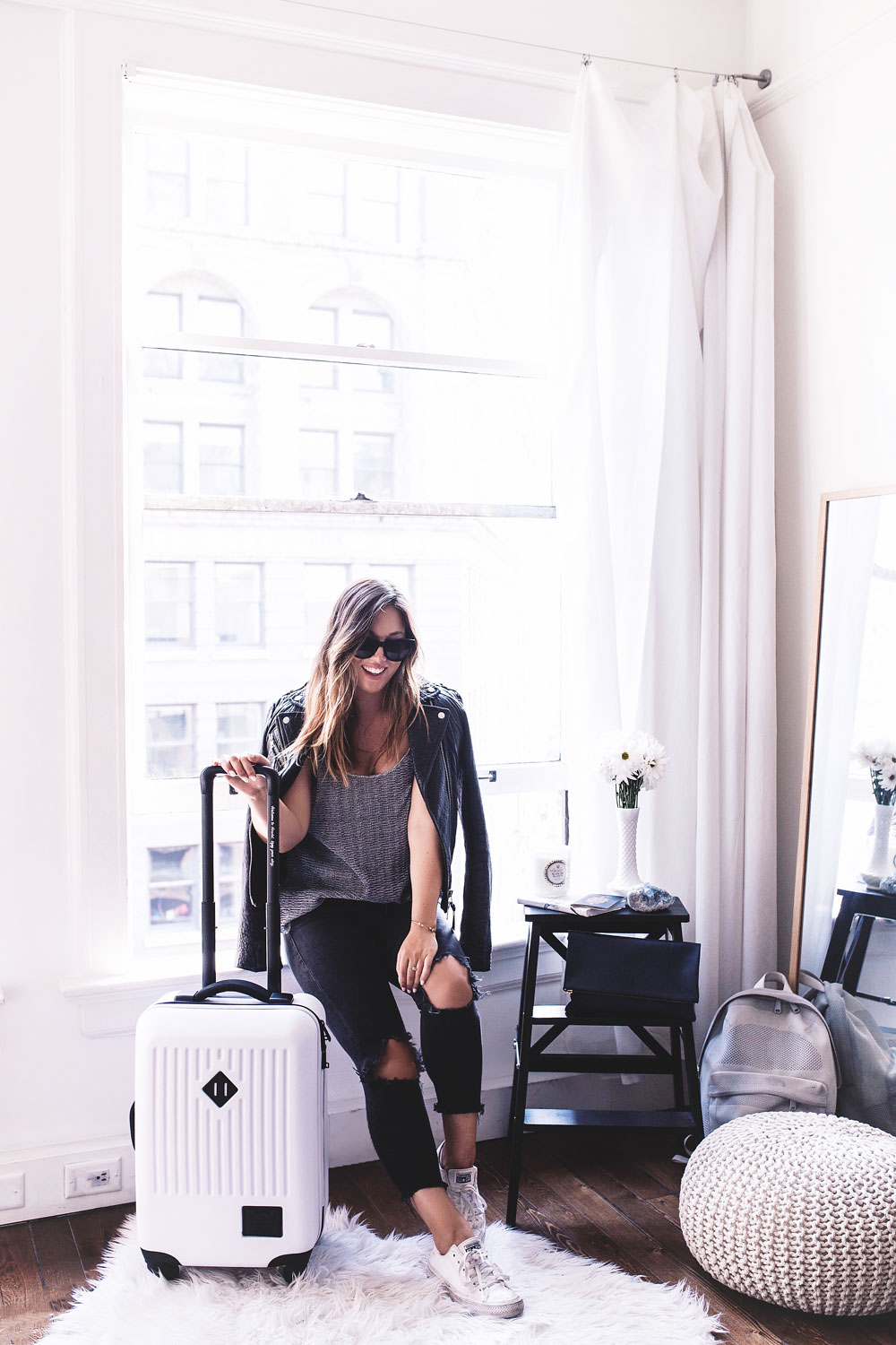 What to do before flying by To Vogue or Bust