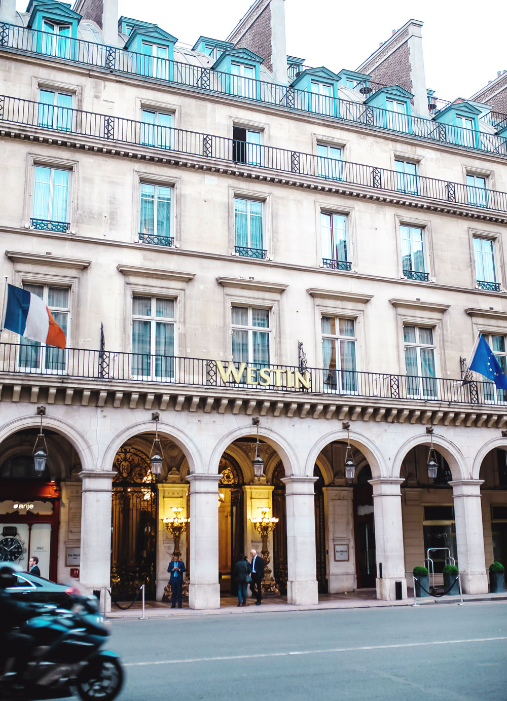 Westin paris vendrome by To Vogue or Bust
