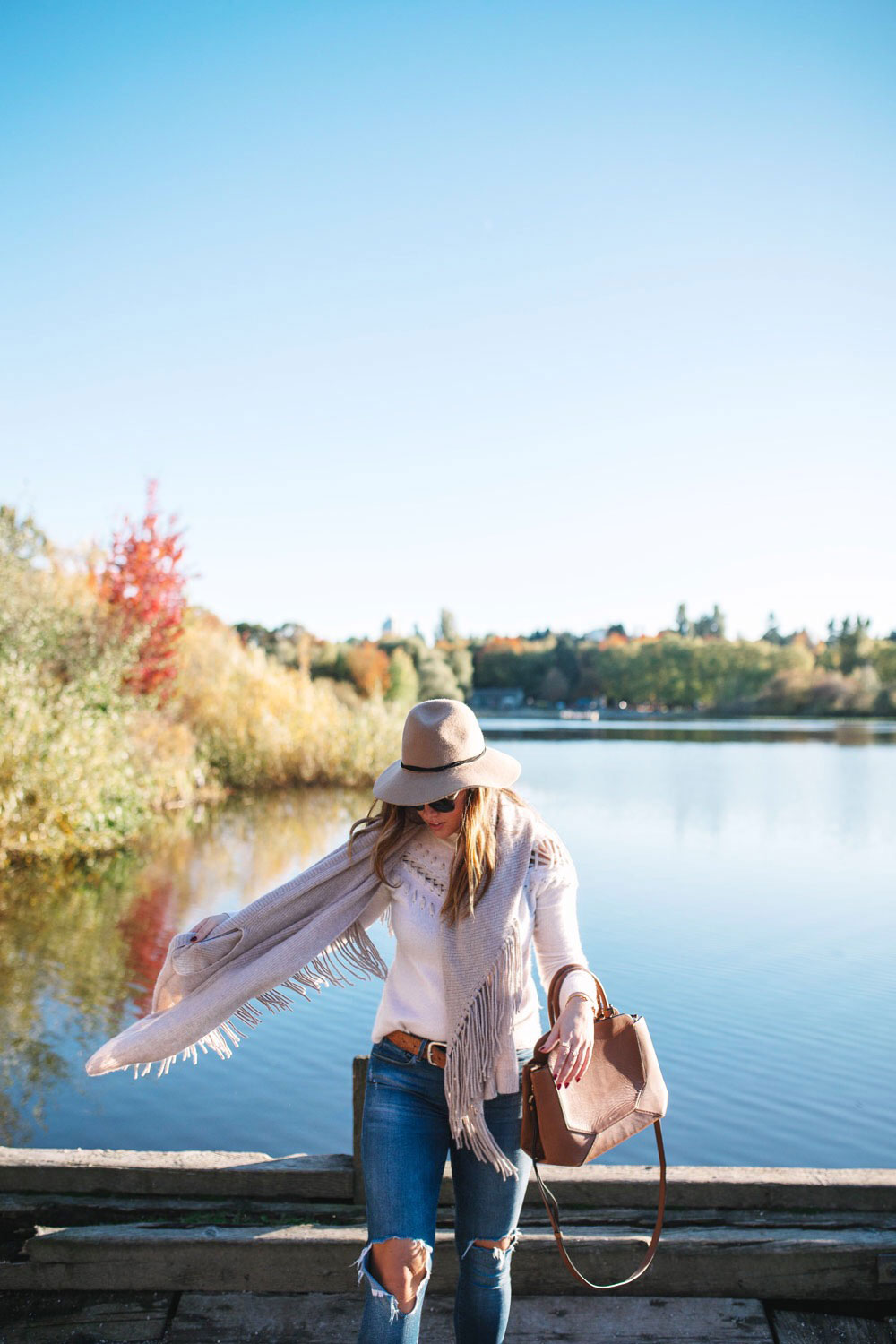 Best lakes in vancouver trout lake by To Vogue or Bust