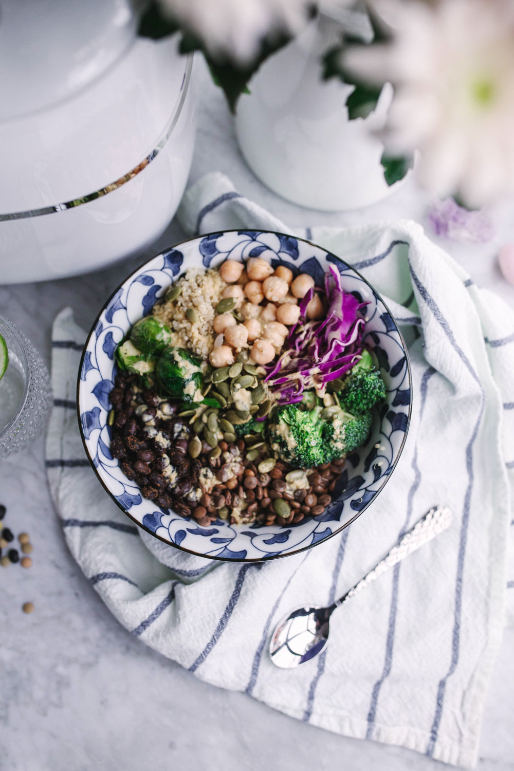 best abundance bowl recipe by To Vogue or Bust