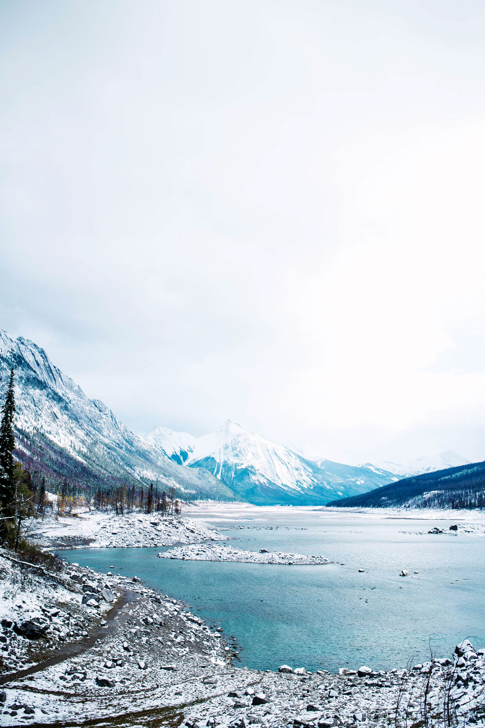 What to see in jasper medicine lake by To Vogue or Bust