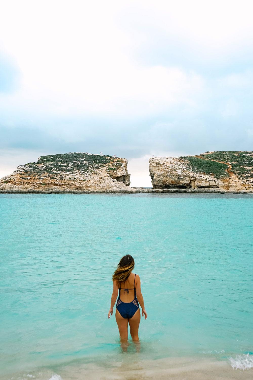 Blue Lagoon, Gozo, Malta
