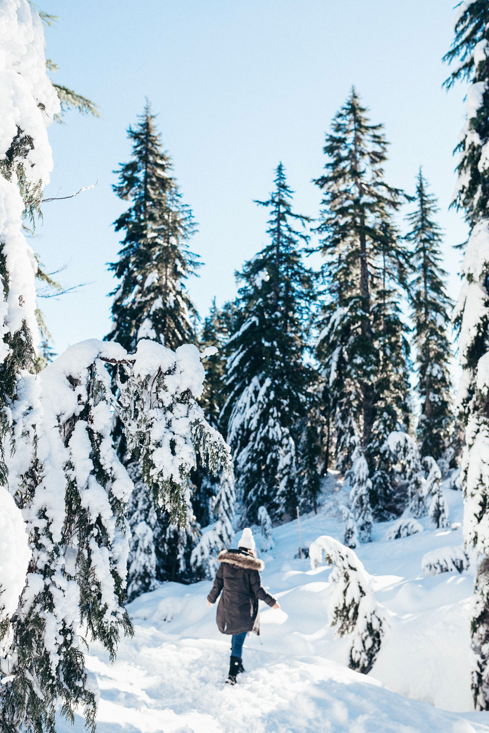 Cypress mountain vancouver guide by To Vogue or Bust