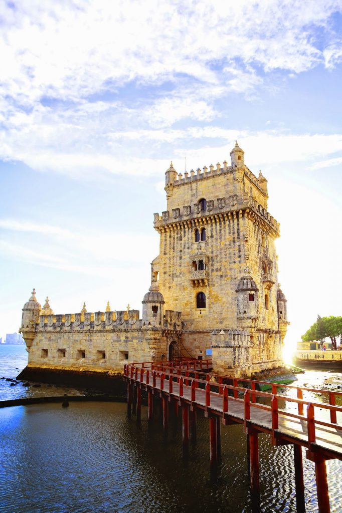 belem tower lisbon by To Vogue or Bust