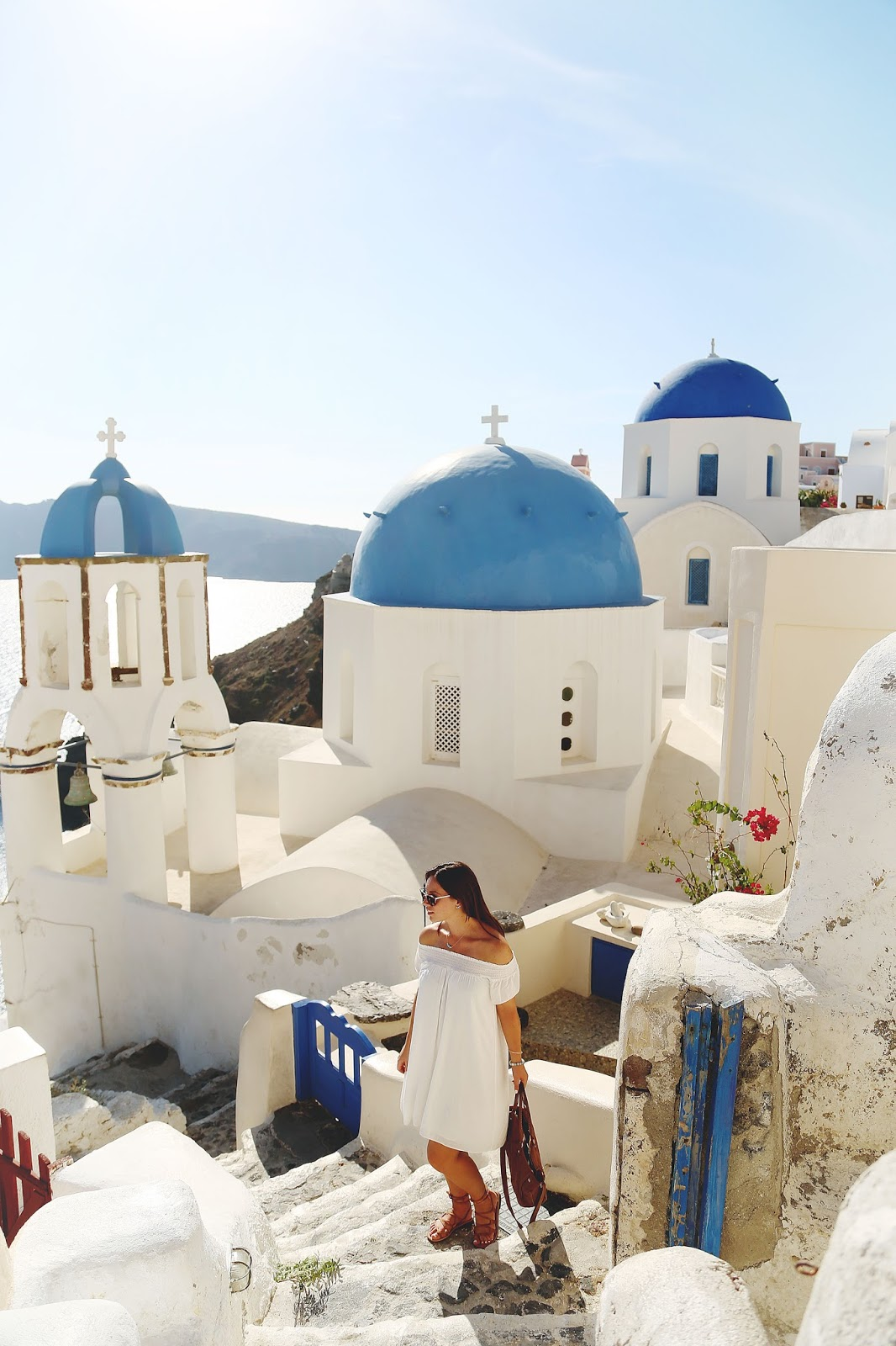 best view in oia by To Vogue or Bust