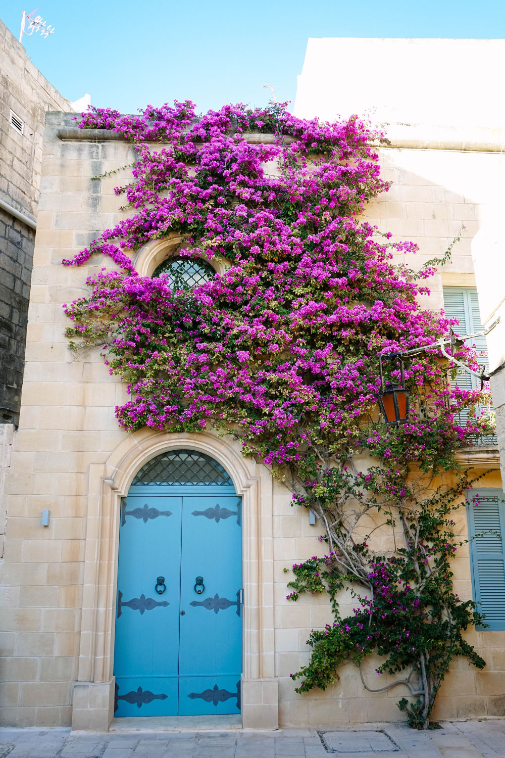 mdina flower door by To Vogue or Bust