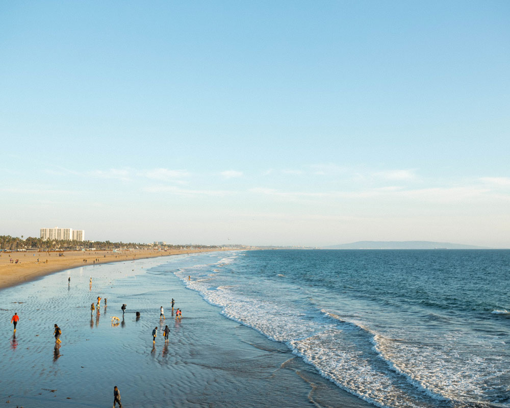 what to see in santa monica by To Vogue or Bust