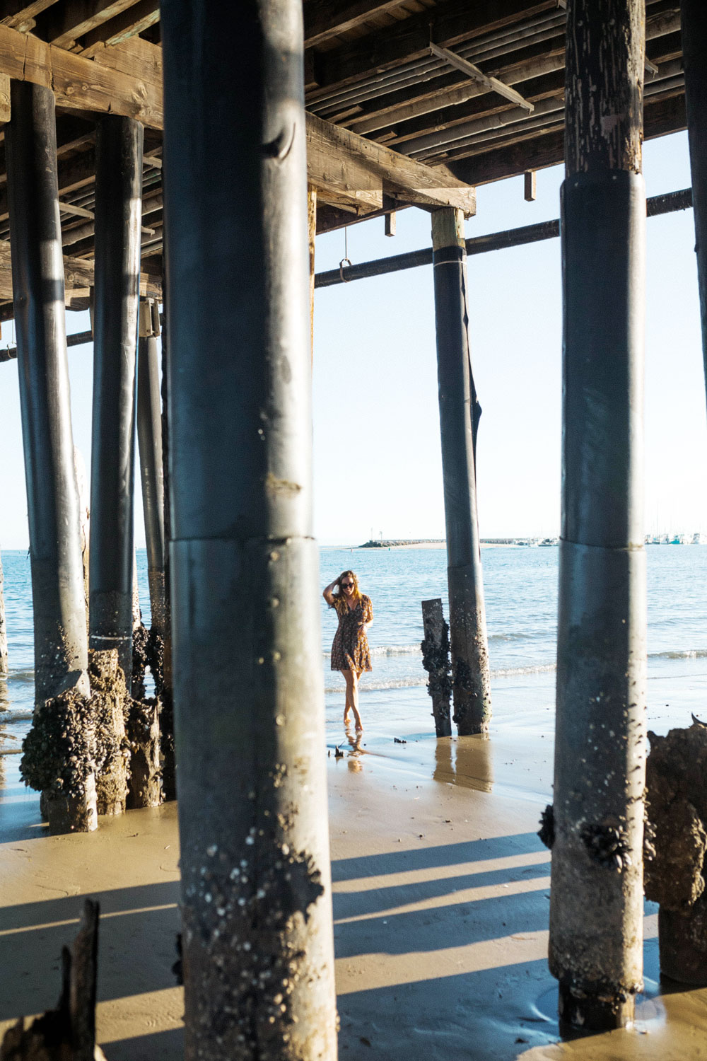 santa barbara pier by To Vogue or Bust
