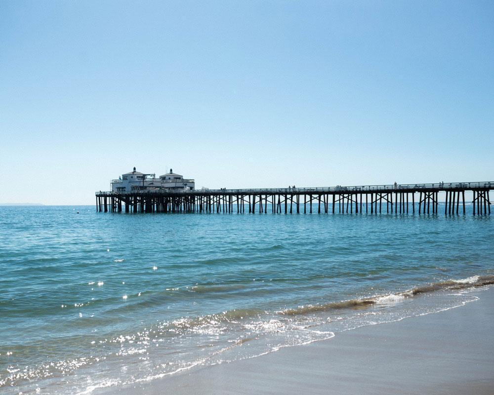 santa barbara pier california by To Vogue or Bust