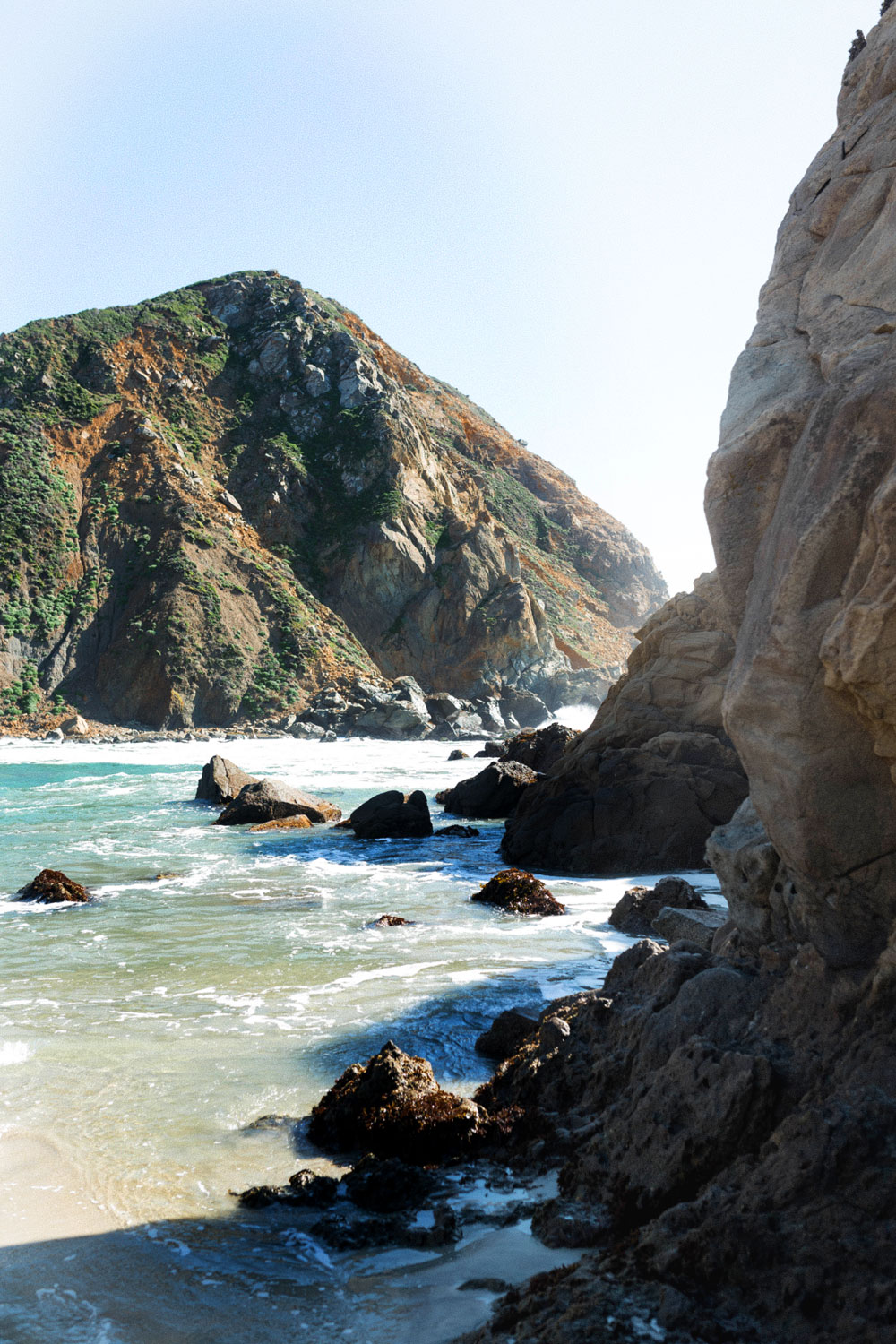 pfeiffer state park big sur by To Vogue or Bust