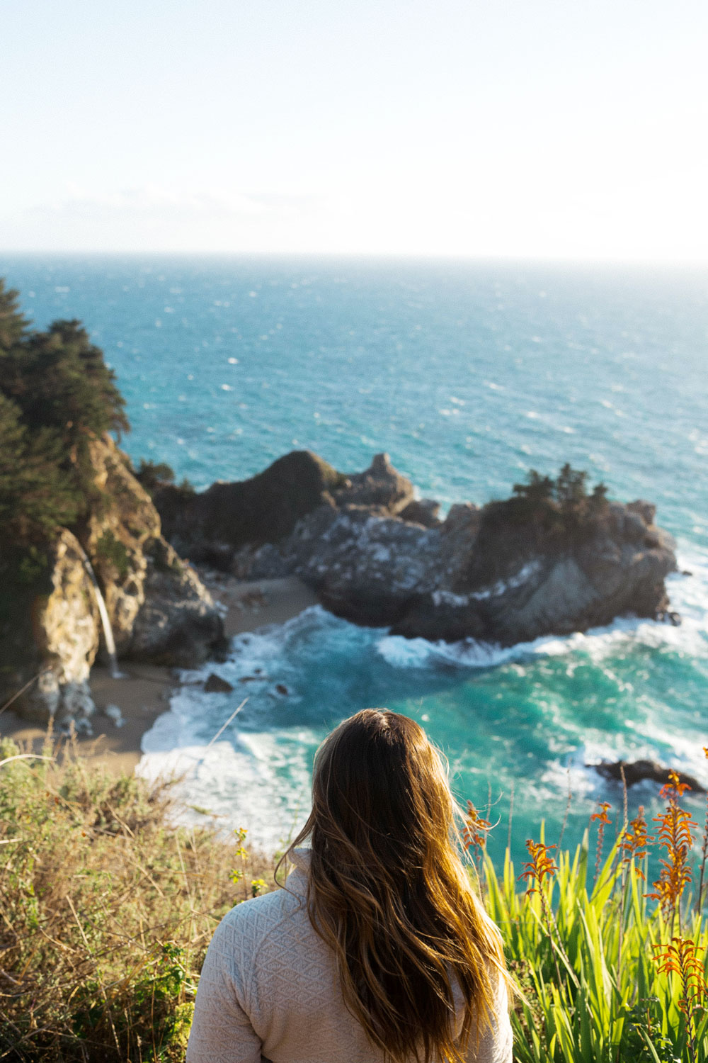 mcway falls california by To Vogue or Bust