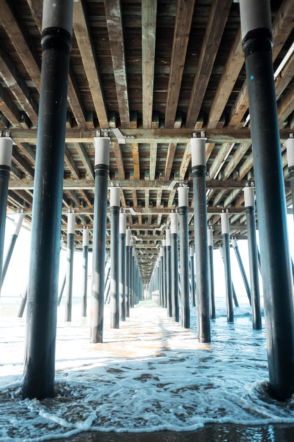 pismo beach pier california by To Vogue or Bust