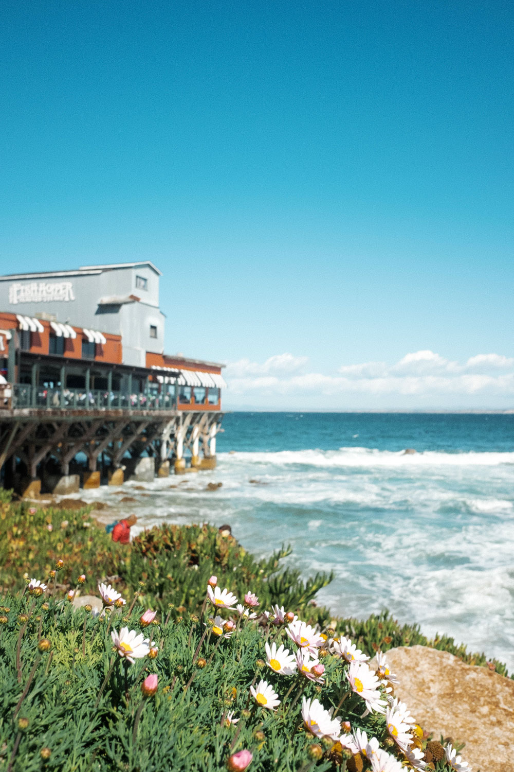 monterey pier california by To Vogue or Bust