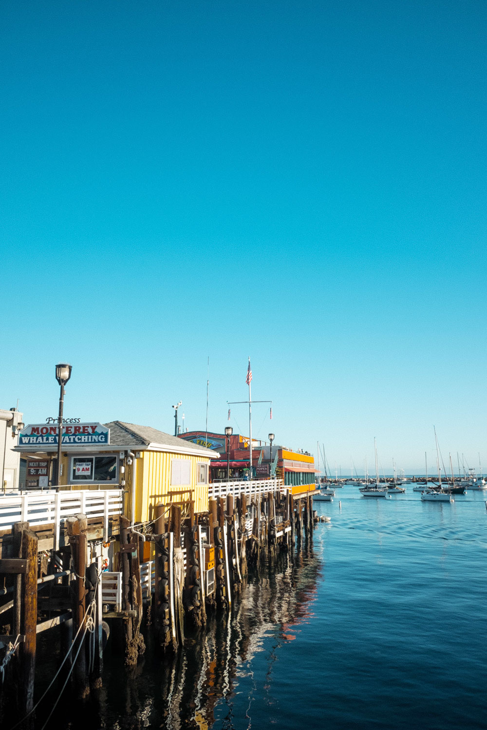monterey fishermans wharf by To Vogue or Bust