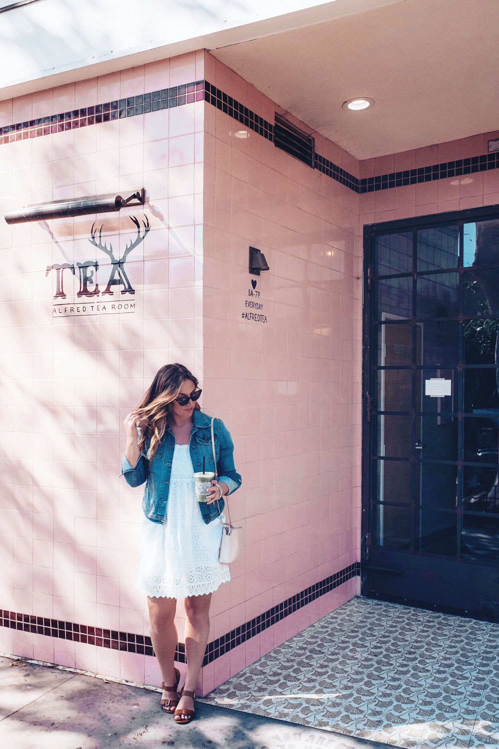alfred tea room melrose review by To Vogue or Bust