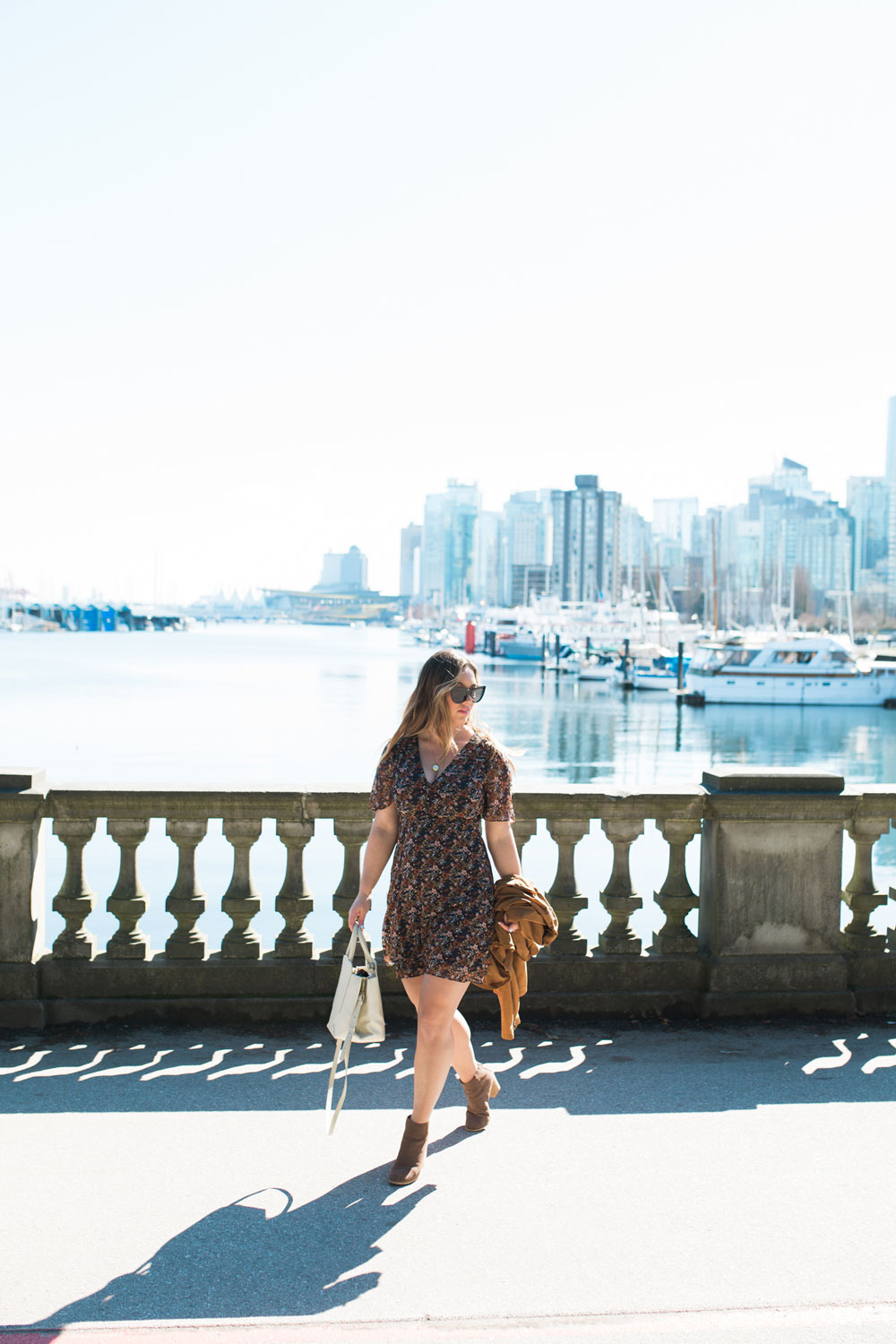 what to see in vancouver seawall by To Vogue or Bust