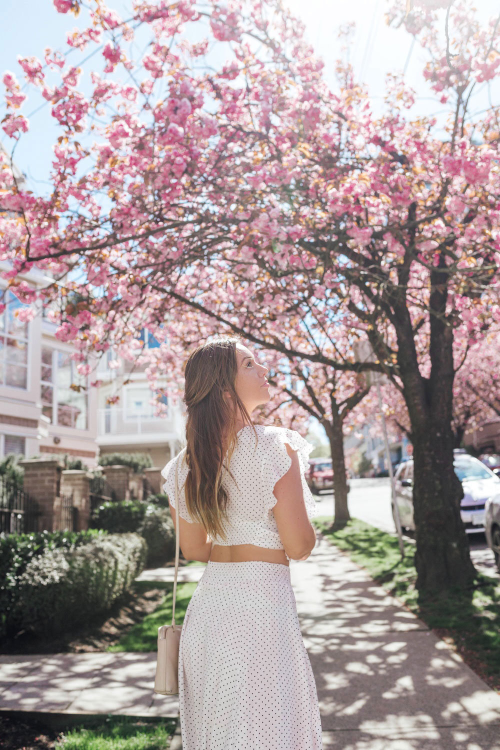 Where to see cherry blossoms in vancouver by To Vogue or Bust