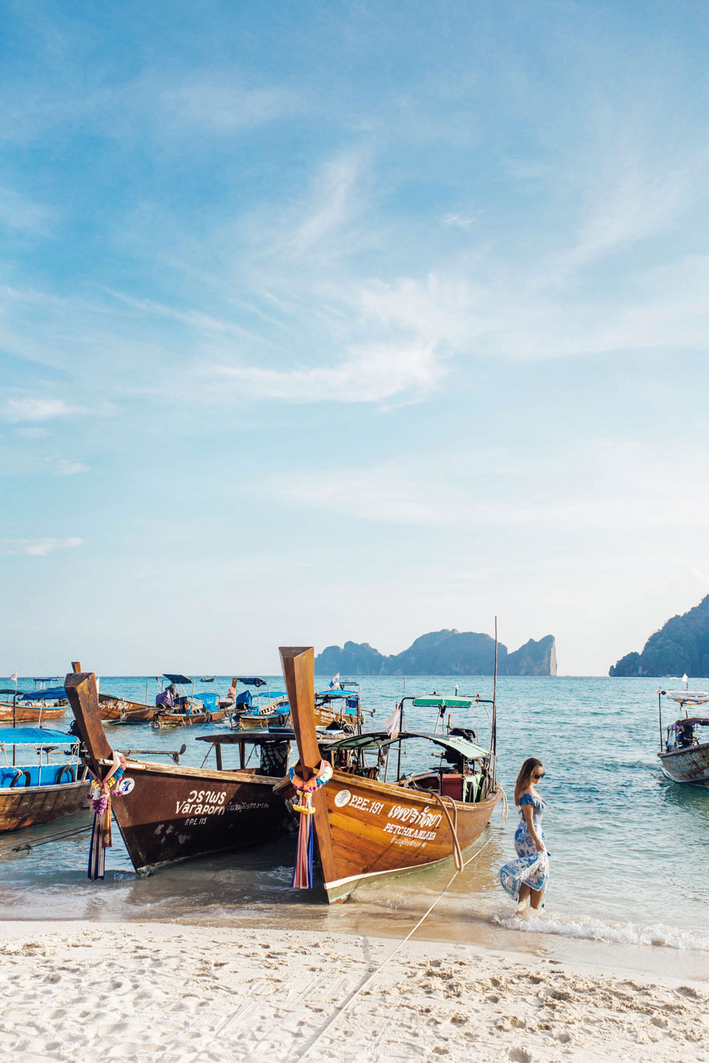 thailand travel itinerary by To Vogue or Bust