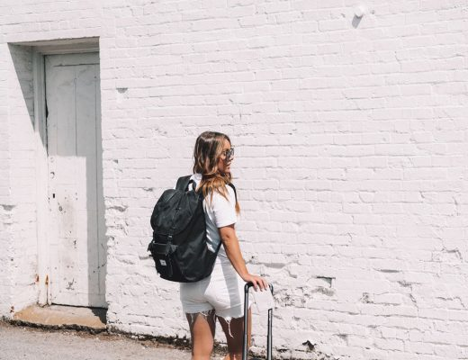 Best carry-on luggage with Herschel Trade Carry-On