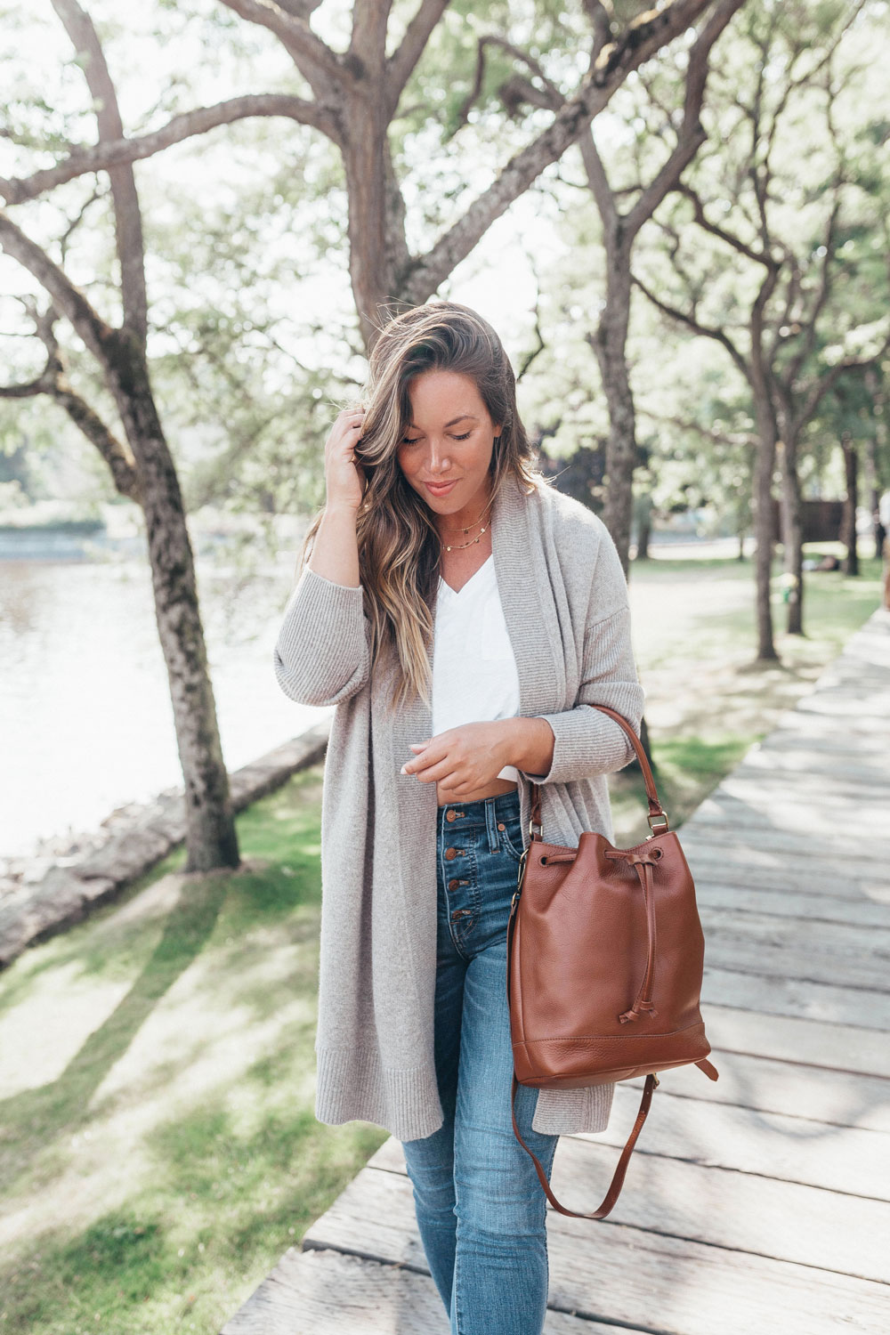 Summer fall transition style