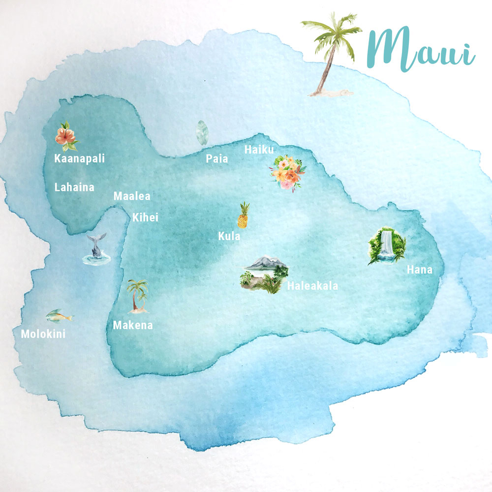 Maui Travel Itinerary