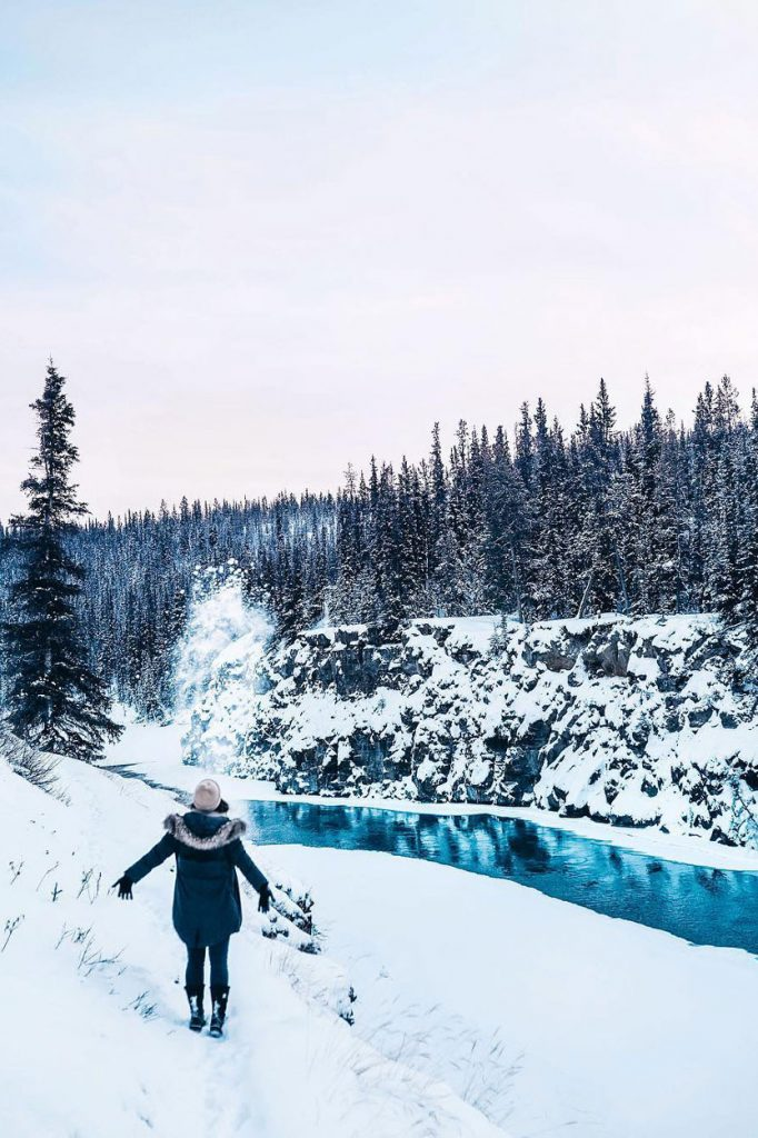 Miles Canyon, Yukon