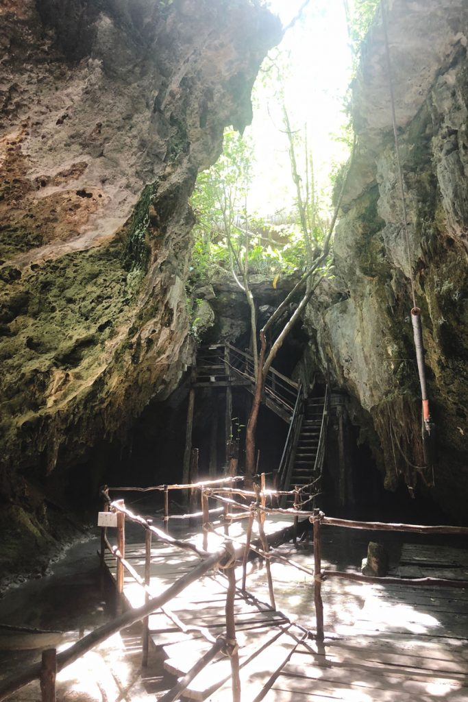 Best caves in Tulum