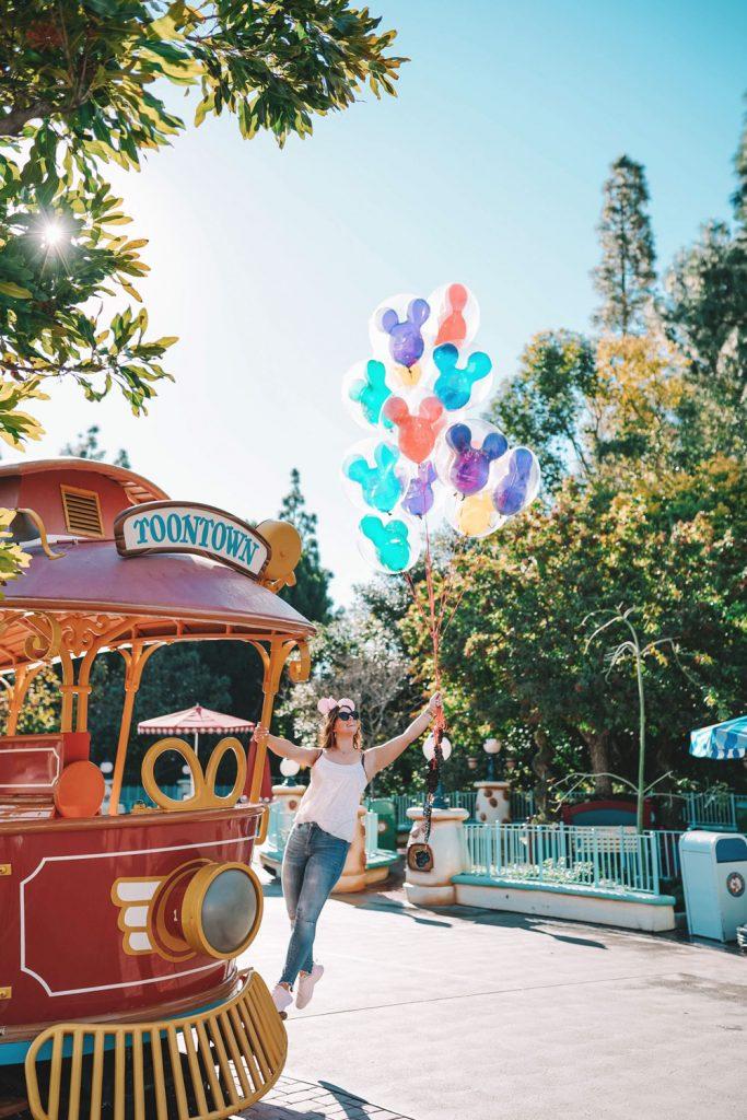 Disneyland Mickey Toon Town
