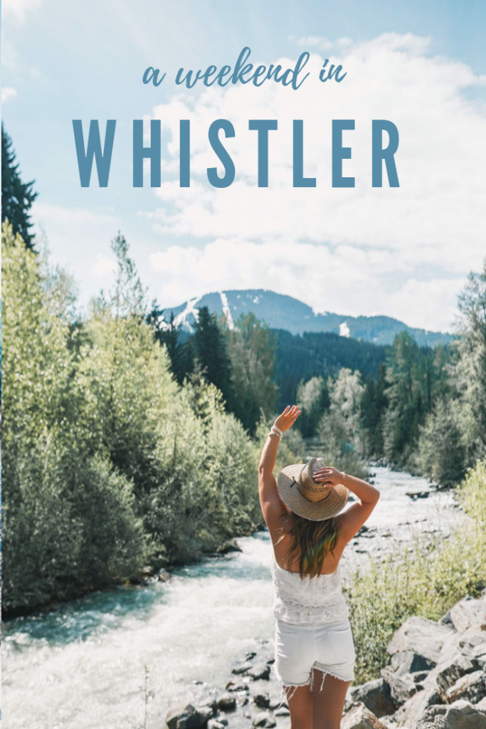 Whistler, Canada travel guide