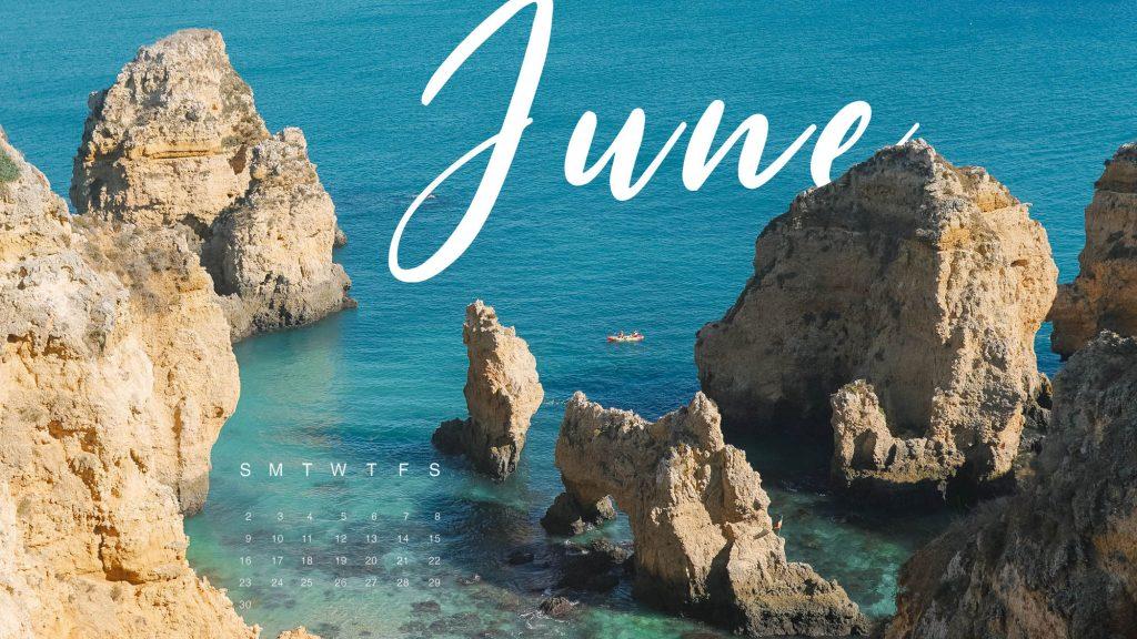 June desktop wallpapers