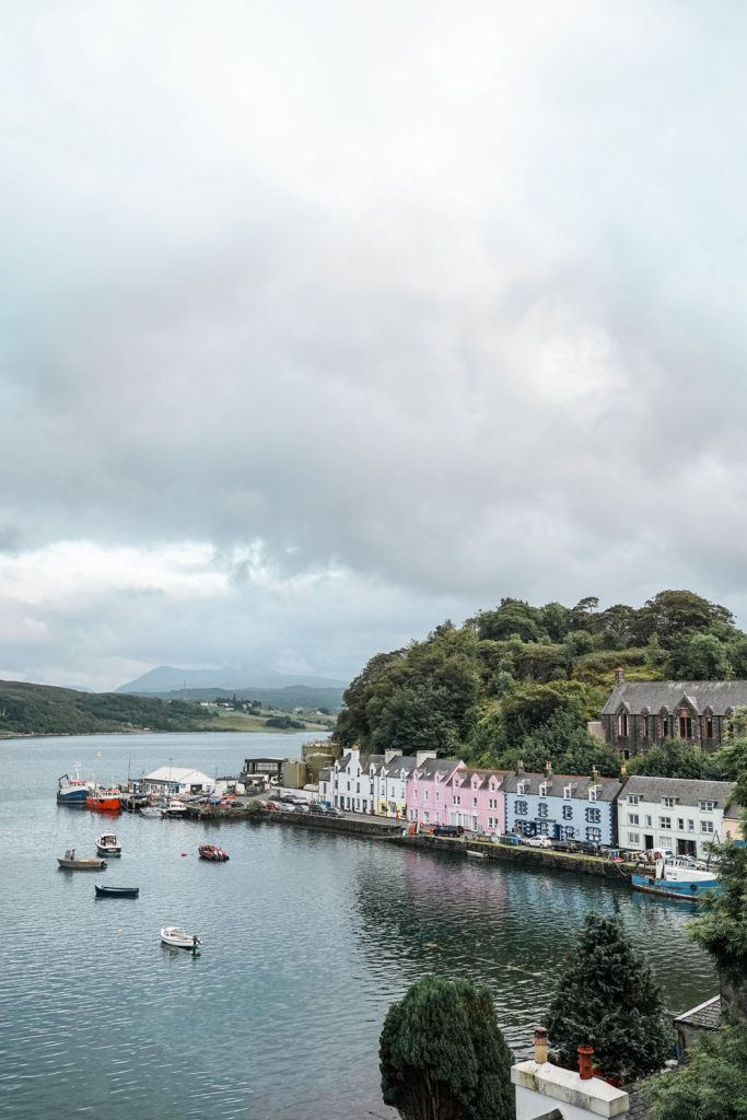 Portree Isle of Skye Scotland