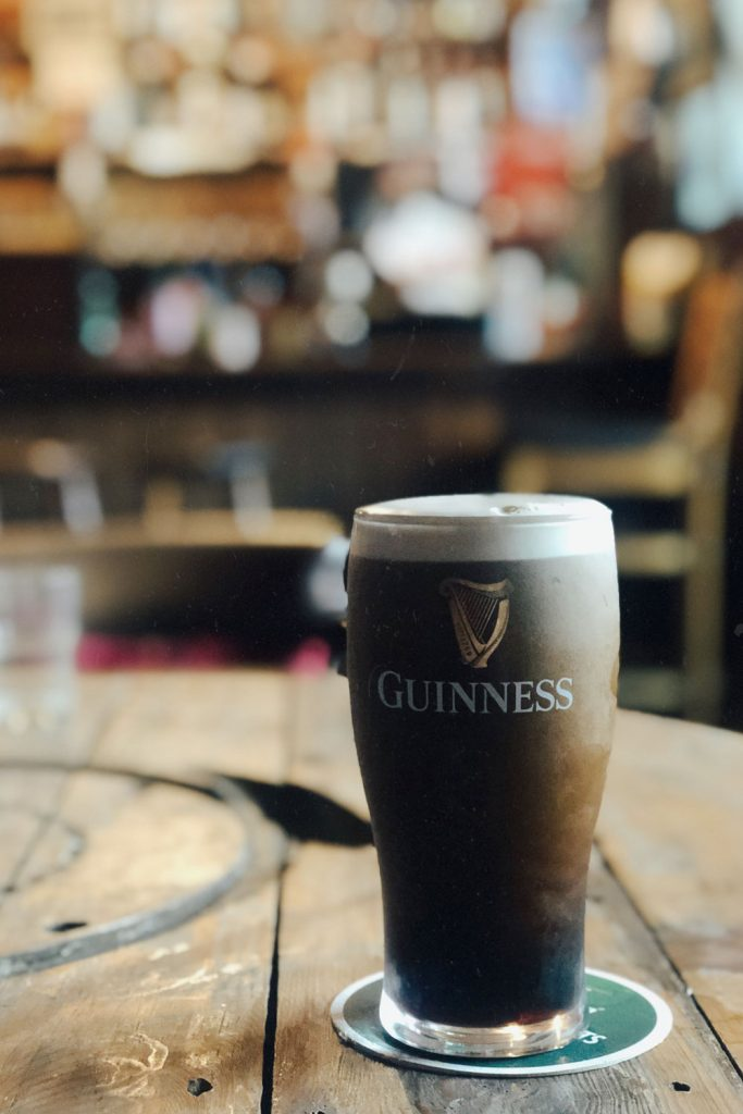 Best Guinnes In Ireland