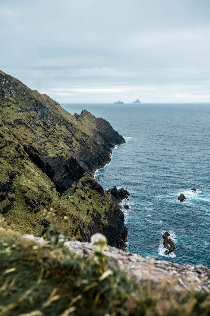 Skellig Michael View Ireland