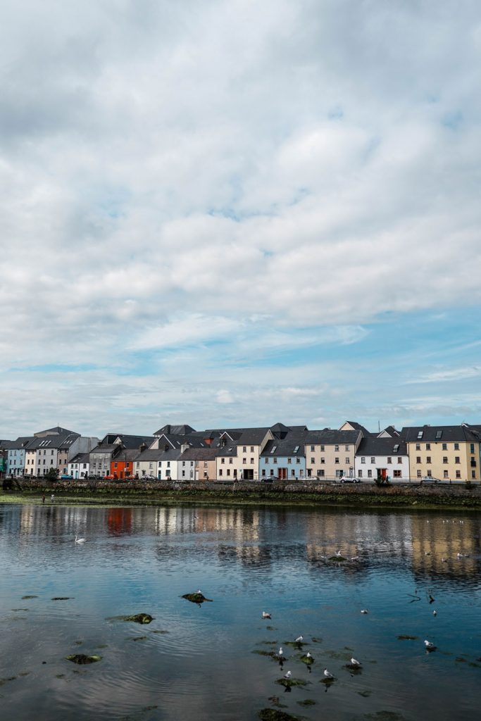 Long Walk Galway Ireland