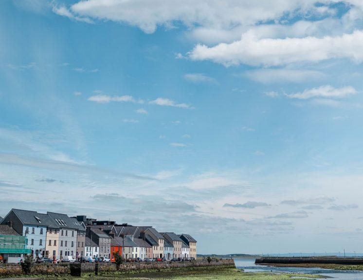 Long Walk Galway Ireland
