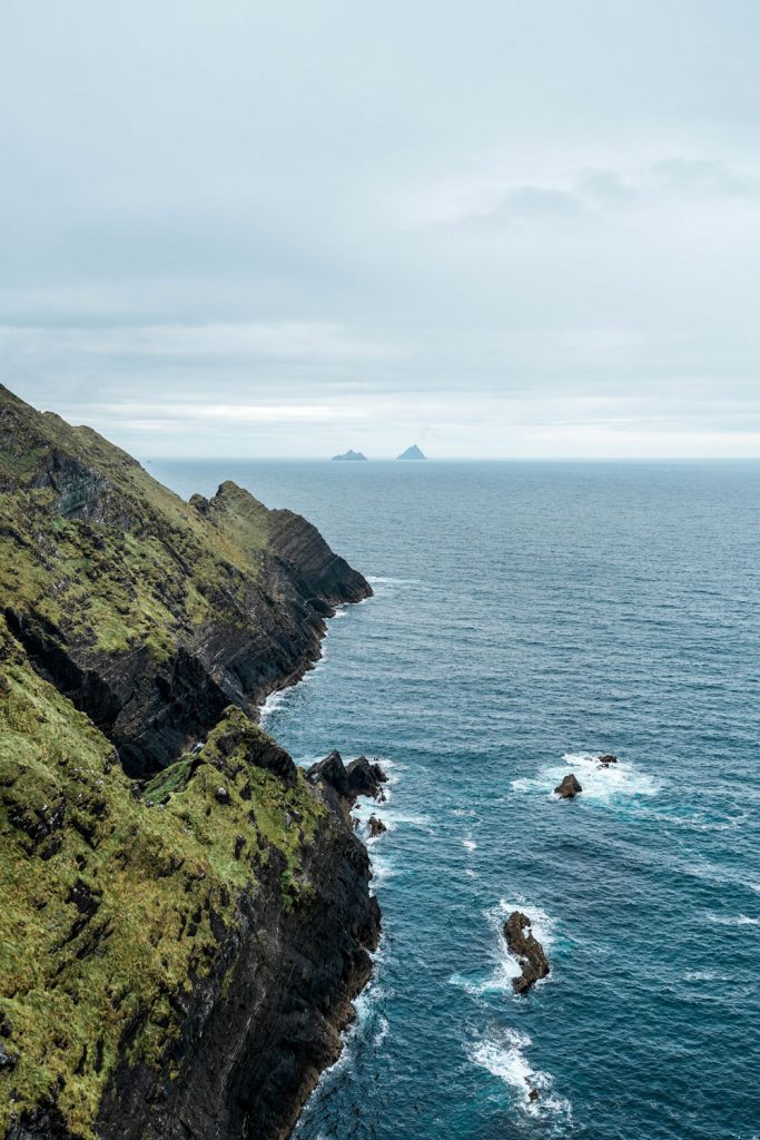 Skellig Michael Views