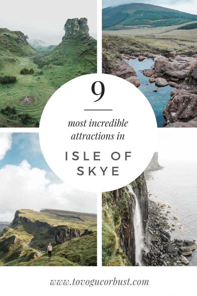 What to see in Isle of Skye, Scotland