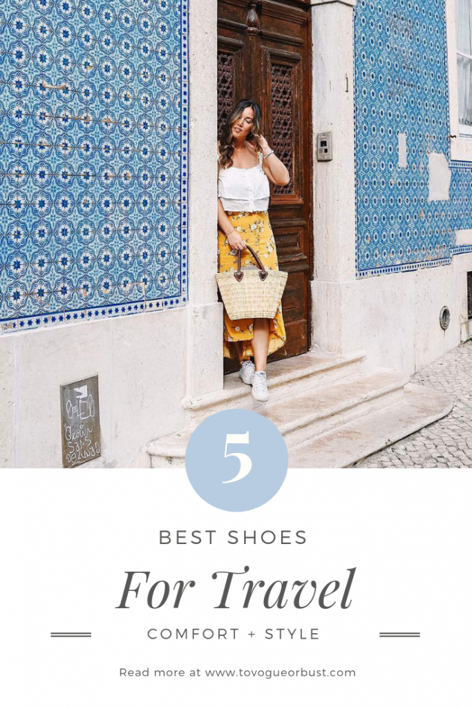 Best shoes for travel for women