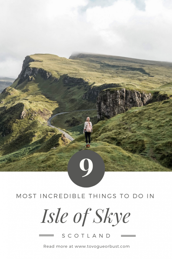 What to do in Isle of Skye, Scotland