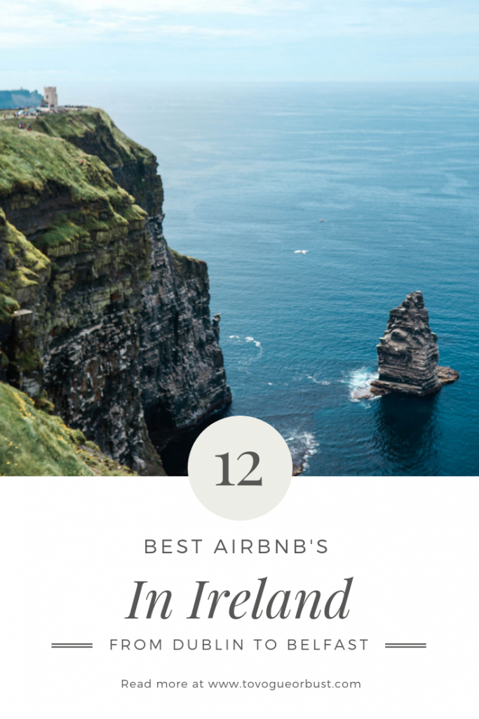 Best Airbnb's In Ireland