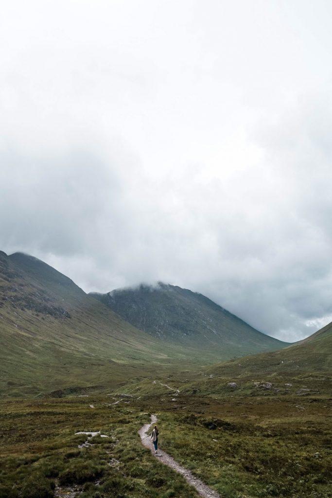 Glen Coe Scotland
