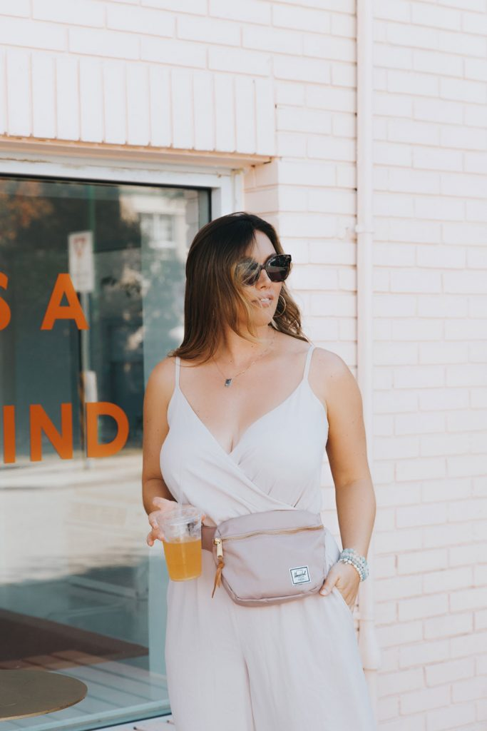 Stylish ways to wear a fanny pack