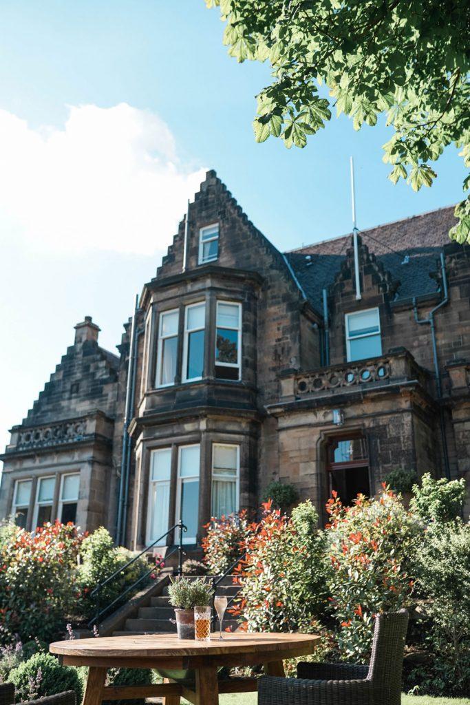 Dustane Houses Edinburgh